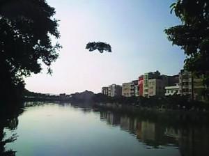 成功营销案例 广州岑村UFO事件