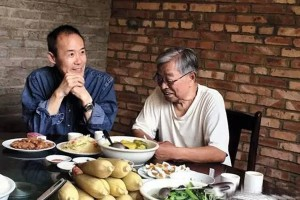 85岁再创业的褚时健 想说说年轻人