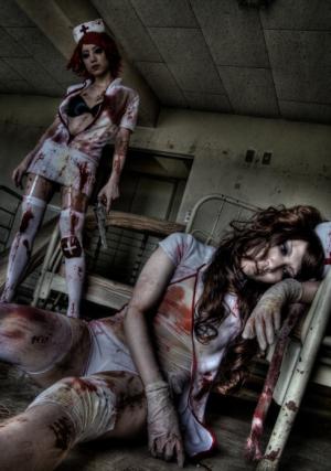 """美国媒体称:""""僵尸""""消灭人类只需100天"""