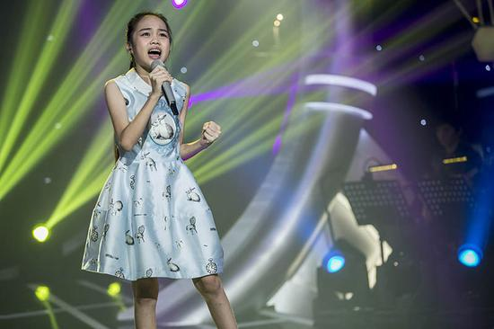 中国新声代 汤晶锦