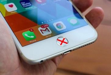 有Home键的iphone或将成为古董
