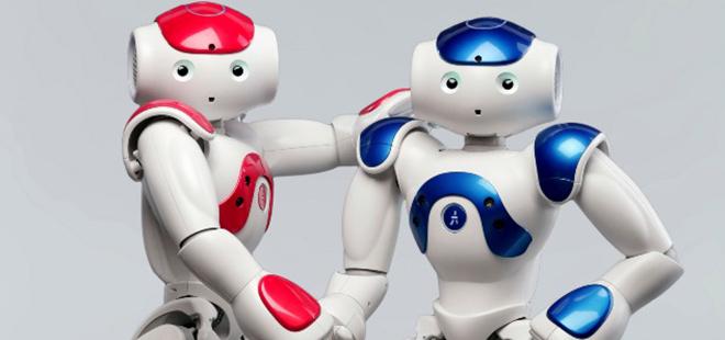 儿童机器人NAO售价人民币18万元