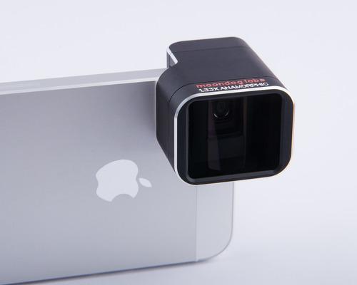 iPhone外接镜头