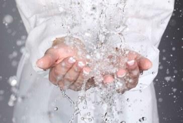 图解洗手实验:你的手洗得够干净吗?