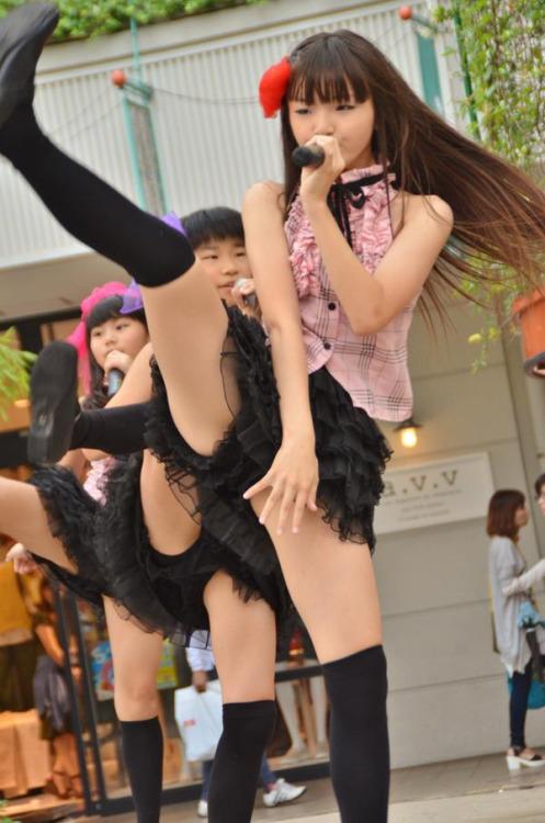 日本小学生女团成员11岁仲村星虹