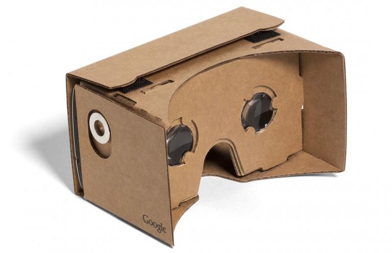 VR眼镜雏形