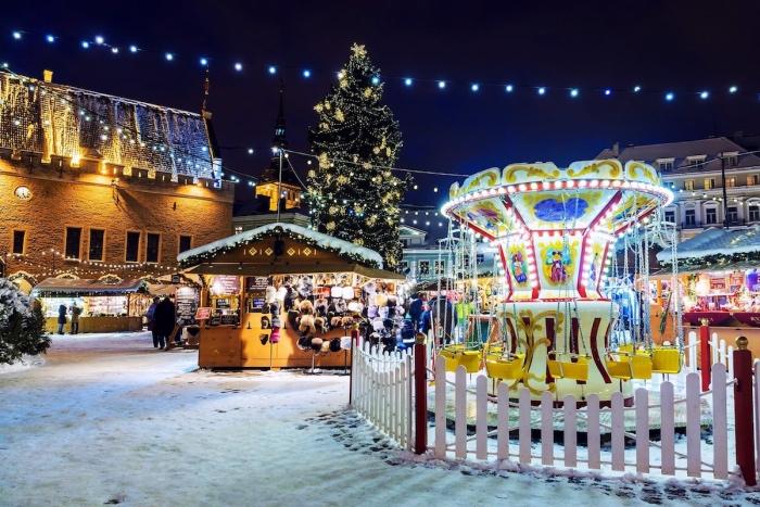 如果去欧洲 别错过这份圣诞集市  晴雨表