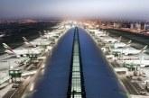 在迪拜机场血拼的中国人