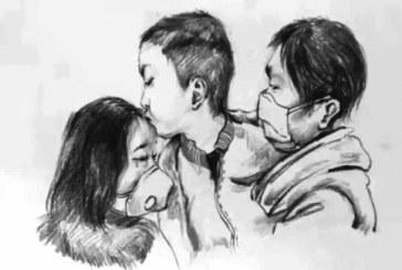 """湖南疫情隔离女孩的特殊""""艺考"""""""