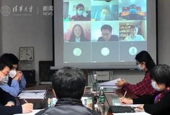 疫情之下_多所高校开展网络视频毕业答辩